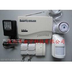 供应家用电话防盗报警器GSM防盗报警器图片