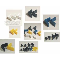 三角脚垫厂家 角铁胶套,角钢护套图片