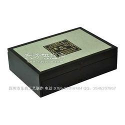 茶叶竹盒图片