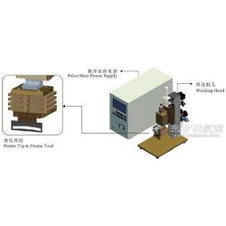 笔记本电脑电池保护板FPC连接器排线热压焊接机图片
