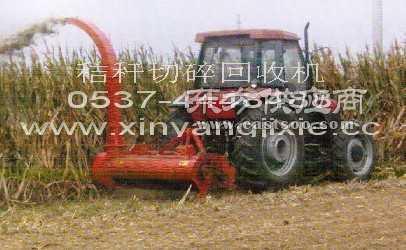 养殖玉米秸秆收集机 玉米秸秆收割机图片