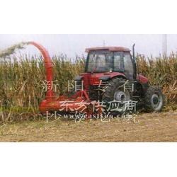 新阳牌青贮取料机质量好 玉米秸秆青贮机图片