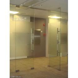 安裝磨砂玻璃門安裝玻璃門隔斷虎坊橋附近圖片