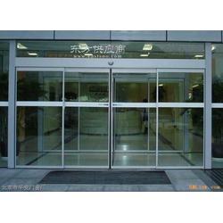 安装钢化玻璃门安装玻璃门隔断五里店附近图片