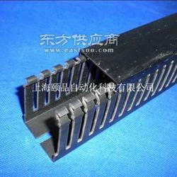 EPIN黑色齿形PVC线槽PVC wiring duct图片