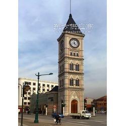 康巴丝牌kts-15型室外建筑用精美智能型电子塔钟 户外建筑塔钟图片