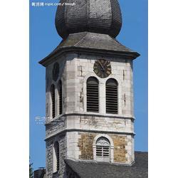 康巴丝厂家销售安装夜间照明塔钟 钟楼大钟 钟楼塔钟图片