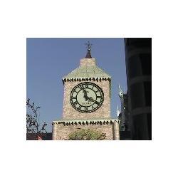 建筑塔钟康巴丝图片