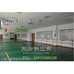 舞蹈练功房塑胶地板,舞蹈练功室塑胶地板图片