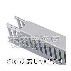 厂家直销PVC-50×30优质导轨线槽,行线槽图片