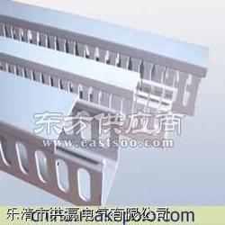 厂家直销PVC-40×25优质行线槽,,塑料线槽图片
