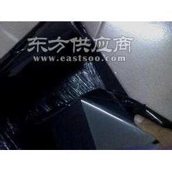 圆形黑色防滑软胶垫图片
