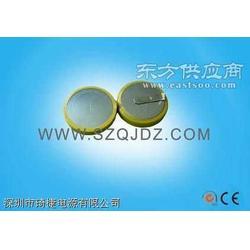 厂家直销高品质LIR1220纽扣电池 焊脚电池图片