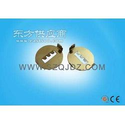磷铜材质CR2032扣式电池扣CR2450图片