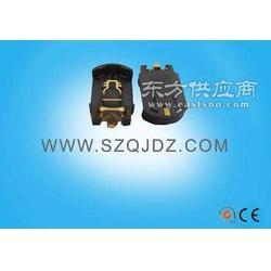 耐高温CR2032电池扣 直脚电池座弯脚CR2025图片
