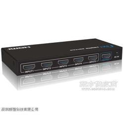 5×1 HDMI switch五进一出HDMI切换器3D图片