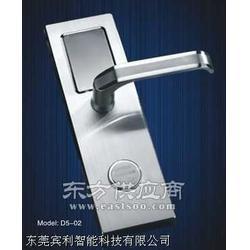 供应外观时尚的酒店门磁卡锁代理图片