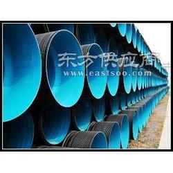 红日管业HDPE双壁波纹管图片