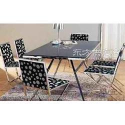 不锈钢饭厅家具套 直线家具图片