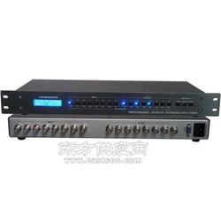 创讯TR-SDI0808数字高清SDI矩阵切换器图片