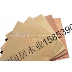 贝壳杉面柳桉芯多层板防水胶合板 家具板厂家图片