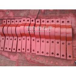 三螺栓管夹保温管用A7三螺栓管夹保温管用管夹图片