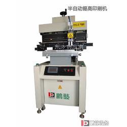 印刷机 半自锡膏印刷机 高精密锡膏印刷机图片