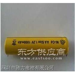 镍镉1000mAh 1.2V电池,小型理发器专用电池图片