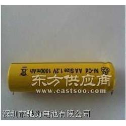 镍镉电池,理发器专用1200mAh 1.2V电池图片