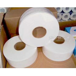 厕所大卷纸生产厂家 双层800克商用大盘纸图片