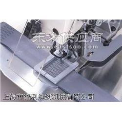 日本重机3倍大旋梭花样电子套结机图片