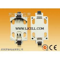 供应耐高温贴片式电池座CR2032-6图片