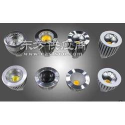 COB面光源3-10W系列射灯外壳COB灯杯配件图片