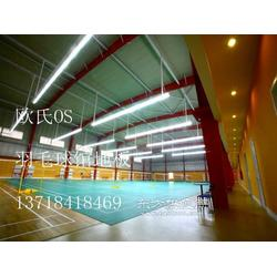 PVC羽毛球塑胶运动场体育局塑胶体育地板羽毛球图片