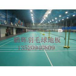 运动场馆建设专用地板羽毛球馆建设专用塑胶地板图片