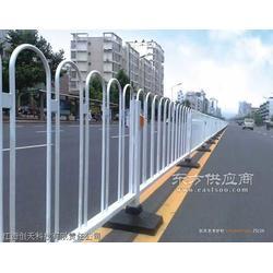 锌钢道路栅栏护栏图片