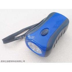 供应 太阳能手摇激光手电筒 微型手电筒图片