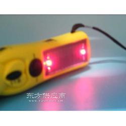供应 熨斗型手电筒充电器 手摇报警器手电筒图片