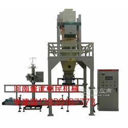 尿素称重分装机钾肥包装机械氮肥定量包装秤图片