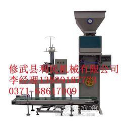供应磷肥定量包装秤钾肥自动包装机复混肥打包秤图片