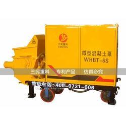 微型砂浆泵专卖 最理想的砂浆输送设备图片