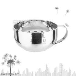 不锈钢双层韩式泡面碗图片