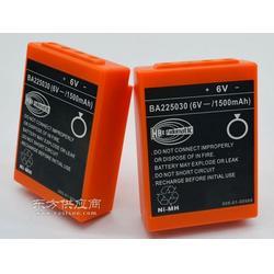 BA225030 6V 1500mAh德国HBC遥控器电池图片