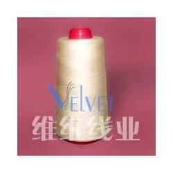 挂染纯棉线 成衣染色纯棉线 高强力纯棉线图片