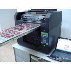 销售免涂层-博易创万能打印机-亚克力打印机图片