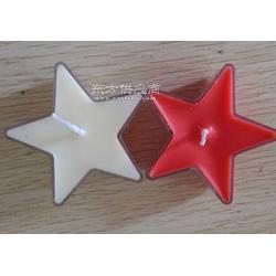 五角星工艺烛壳图片