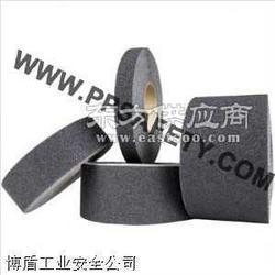 反光箭头警示胶带 50MM×22M黑 白 地面划线胶带图片
