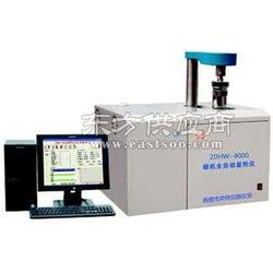 甘蔗渣热值检测仪花生壳生物质锯末颗粒热值大卡检测仪器图片
