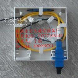 塑料光纤桌面盒,两口光纤桌面盒图片