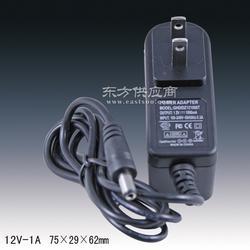 12V1A 全電壓高性能 電源適配器CE認證圖片